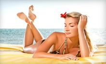 $10 for a Hand Precision Spray Tan at 24 Hour Tan