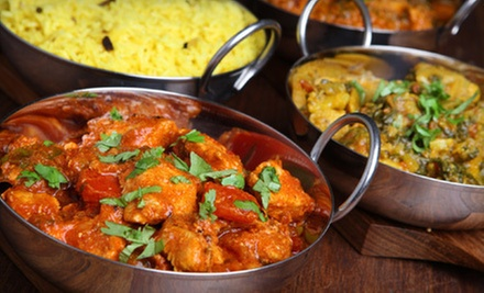 $10 for $20 Worth of Indian Cuisine and Drinks at Raj's Rasoi