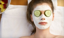 $32 for 30-Minute Facial & Upper Lip Wax at Beauty Mark Shop at Hair Nouveaux