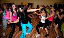 $4 for a 7:00pm 1-Hour Zumba Class at iDanze Studio