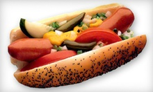 $5 for $10 at HotDogOpolis