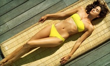 $15 for a Full Body Collagen Treatment at Custom Tanning Spa