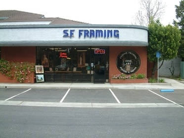 $50 for $100 at S.F. Framing Company