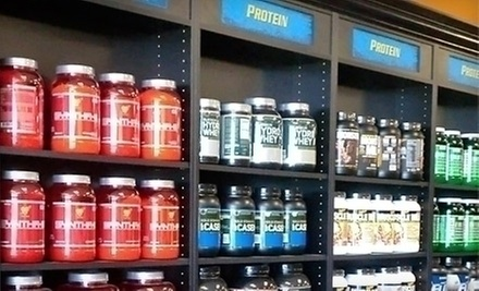 $15 for $30 Worth of Weight Loss Products at Total Nutrition
