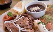 $13 for $20 at Playa Grill and Margarita Bar