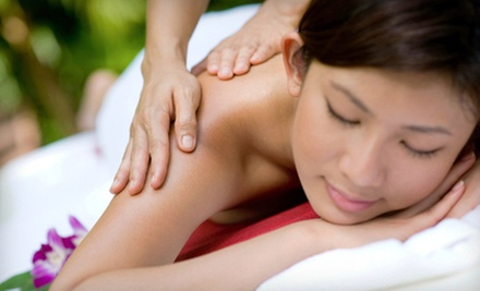 $19 for a 30-Minute Hydro, Cyber-Relax or Therasage Massage at Planet Beach Contempo Spa North Miami Beach