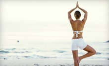 C$5 for a Hot Yoga and Pilates Fusion Class at 9:30 a.m. at Beach Yoga & Wellness
