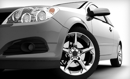 $10 for Hand Car Wash, Spray Wax, and Tire Shine at OneStopAuto Spa and Detailing Services