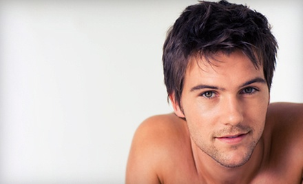 $18 for a Shampoo, Haircut, and Style at Winchester Hair Salon For Men