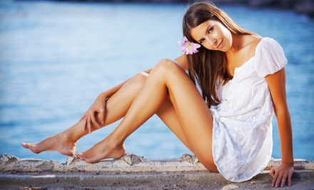$35 for a Full Leg Wax at Vanity Wax & Tan