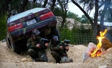 $25 for Four-Hour Paintball Session Plus Gear at Stunt Ranch Paintball