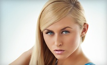 $80 for Lowlights, Highlights, Hair Cut, & Deep Hair Mask at Misty Hair Designer