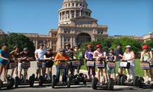 $30 for Segway Cruise at 11 a.m. at SegCity Austin