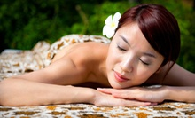 $40 for a 60 Minute Deep Tissue Massage at Sooth Away Your Aches