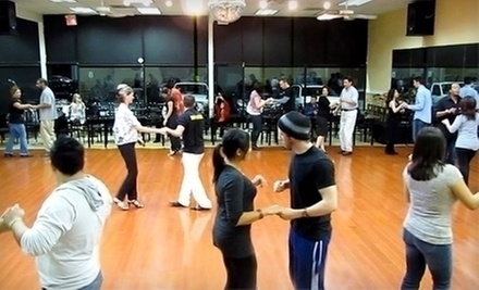 $9 for a 7:30pm Salsa Level 2 Class at salsalasvegas.com