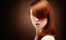 $75 for a Partial Foil and Haircut at burley's Hair Salon