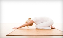 $9 for a Yoga Basics Drop-In Class at 9:30 a.m. at The American Yoga Academy & Studio