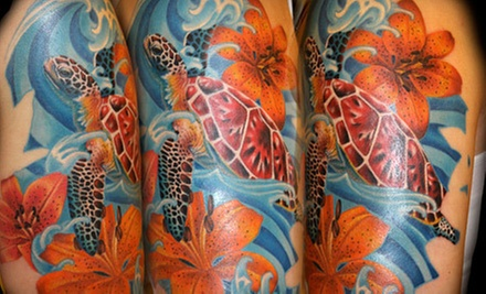 $50 for $100 Worth of Tattoo Services at Tattoo&#x27;s By Hannah