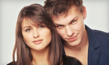 $25 for a Haircut, Style and Deep Conditioning Treatment at The New Hair Image
