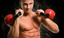 $12 for a 12:30 p.m. Kettle Ball Class at Revolution Fitness La Jolla