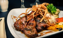 $10 for $16 at Pavilion Restaurant & Lounge