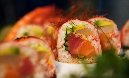 $8 for $12 Worth of Carryout at Aji Japanese Restaurant