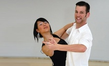 $6 for 6pm 1-Hour Ballroom Dance Class at Infinity Dance Sport Center