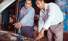 $15 for an Oil Change and Check Engine Light Diagnostic at Signature Tire