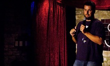 $12 for Two Tickets to a Show at 9:30 p.m. at The Speakeasy Comedy Lounge