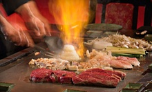 $10 for $20 at Nikko's Japanese Steakhouse