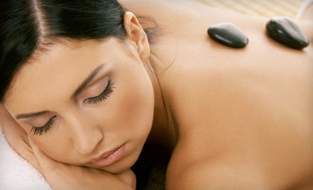 $55 for a Hot Stone Massage at Parker Family Chiropractic, P.A.