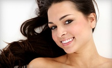 $30 for Full Facial Threading at Spa Services by Sadaf