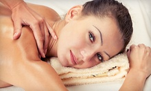 $45 for a 60-minute Body Toning and Rejuvenation Massage at VM Body and Health