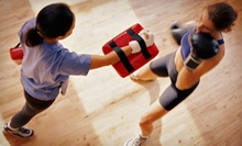 $5 for a One-Hour Kickboxing and Conditioning Class at 12 p.m. at B Street Boxing