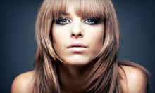 $38 for Haircut, Style &amp; CLB Repair Treatment with Director Stylist at Char Le Blanc