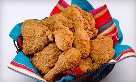 $6 for 8 Pieces of Mixed Chicken at Mrs. Winners