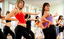 $10 for 8pm Drop In Burlesque Body Workout Class  at Ruby Room Studio