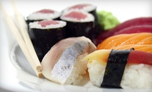 $15 for $25 at Koko Sushi Bar &amp; Lounge