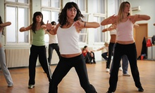 $4 for a Zumba Class at 10 a.m. at Rendezvous Social Dance, Fitness & Events Club