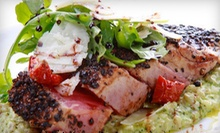 $17 for Two Brunch Entrees and Two Mimosas (Up to $34 Value) at Tabu Bistro