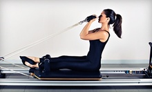 $15 for a 4:30 p.m. Pilates Class at Pilates Infusion