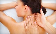 $40 for a One-Hour Integrative Massage at A Healing Place LLC Massage for Wellness