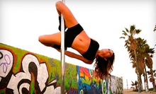 $15 for an Intro to Pole Dancing Class at 7:30 p.m. at Pole Fitness Xpress