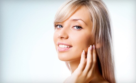 $80 for a Partial Highlight, Cut, Conditioning Treatment &amp; Blow Dry at b2 Salon by Bernards