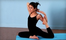 $8 for a 75-Min Alignment Based Hatha Level 1-2 Yoga Class at 9 a.m at P.S. Yoga