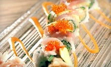 $12 for $20 at Tamarind Sushi