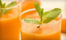 $4 for $8 worth of Smoothies and Tea at The B Spot