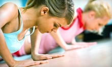$10 for a Drop-In Lunch Express Workout Class at 12 p.m. at Long Island Fitness & Wellness