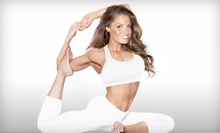 $27 for a Stratusphere Yoga DVD, Yoga Mat & nuTRISHion Journal at Stratusphere Yoga