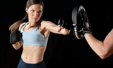 $10 for 6pm 1-Hour Kickboxing and Bootcamp Session at Iron Dragon Fitness
